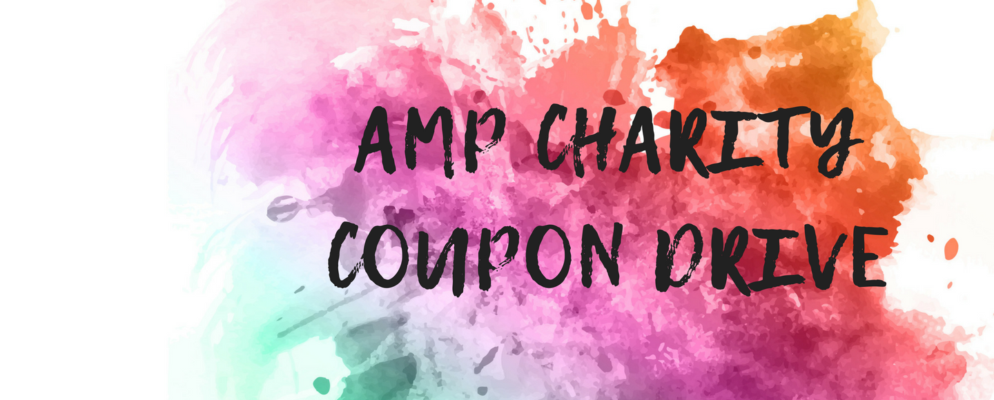 AMP Charity Coupon Drive